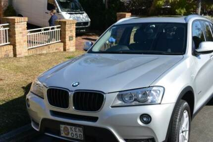 2012 BMW X3 Wagon Greenslopes Brisbane South West Preview