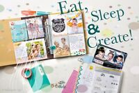 Scrapbooking/Crafting Weekend Retreat