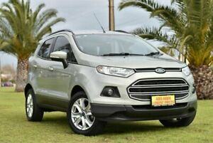 2014 Ford Ecosport BK Trend PwrShift Silver 6 Speed Sports Automatic Dual Clutch Wagon Cheltenham Charles Sturt Area Preview