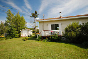 Gorgeous Waterfront Cottage In Shediac River
