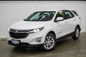 2018 Holden Equinox EQ MY18 LS+ FWD White 6 Speed Sports Automatic Wagon Canning Vale Canning Area Preview