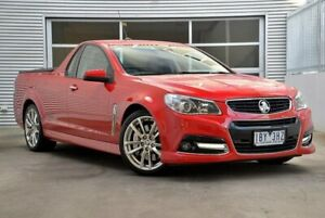 2014 Holden Ute VF MY14 SS V Ute Redline Red 6 Speed Sports Automatic Utility Berwick Casey Area Preview