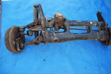 VW Type 3 Front Axel Beam, Complete Lobethal Adelaide Hills Preview