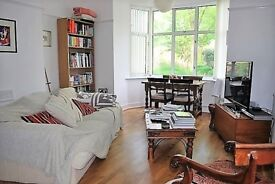 An outstanding, particularly spacious, recently refurbished flat in a great Highbury location
