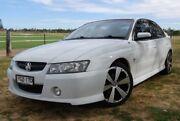 2005 Holden Commodore VZ SV8 White 4 Speed Automatic Sedan Mulgrave Hawkesbury Area Preview