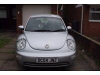 Beautiful Volkswagen Beetle **LOW MILEAGE** Low Priced Quick Sale