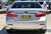 2014 Toyota Aurion GSV50R AT-X Silver 6 Speed Sports Automatic Sedan Gosford Gosford Area Preview