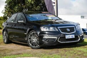 2011 Holden Special Vehicles Senator E Series 3 Signature Black 6 Speed Sports Automatic Sedan Wangara Wanneroo Area Preview
