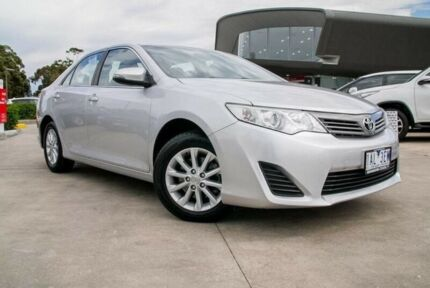 2013 Toyota Camry Silver Sports Automatic Sedan