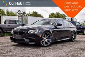2016 BMW M5 Competition Edition with 600 HP|7 Speed Twin-clutc