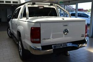 2015 Volkswagen Amarok 2H MY15 TDI420 Ultimate (4x4) White 8 Speed Automatic Dual Cab Utility Belconnen Belconnen Area Preview
