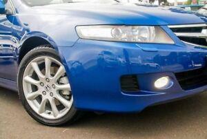 2006 Honda Accord Euro CL MY2006 Luxury Blue 5 Speed Automatic Sedan