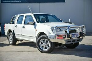 2009 Great Wall V240 K2 Super Luxury White 5 Speed Manual Utility Midvale Mundaring Area Preview