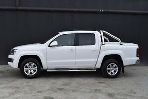 2013 Volkswagen Amarok 2H MY13 TDI420 4Motion Perm Highline White 8 Speed Automatic Utility Berwick Casey Area Preview