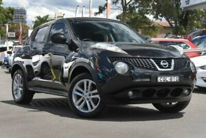 2013 Nissan Juke F15 MY14 ST 2WD 1 Speed Constant Variable Hatchback