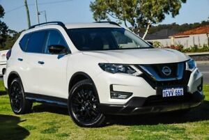 2018 Nissan X-Trail T32 Series II ST-L X-tronic 4WD N-SPORT White 7 Speed Constant Variable Wagon
