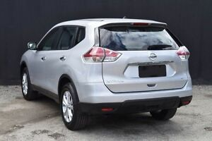 2016 Nissan X-Trail T32 ST X-tronic 2WD Brilliant Silver 7 Speed Constant Variable Wagon Berwick Casey Area Preview