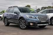 2016 Subaru Outback B6A MY16 2.0D CVT AWD Premium Grey 7 Speed Constant Variable Wagon McGraths Hill Hawkesbury Area Preview