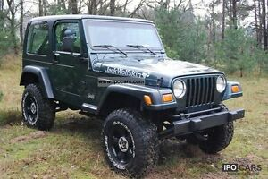 WANTED!!  Jeep Tj , Yj, with 4 cylinder , Less than $3000. Prince George British Columbia image 1