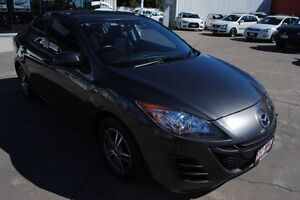 2011 Mazda 3 BL10F1 MY10 Neo Grey 6 Speed Manual Hatchback Rosslea Townsville City Preview