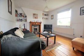 A CHARMING AND SPACIOUS 1 BEDROOM SPLIT LEVEL FLAT