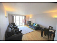 Luxurious modern 2 bed + 2 bath apartment located in Canary Wharf E14 8NG -- £519.23p/w -- View Now!