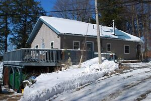3 Bedroom Home on 2.24 Acres on Crosby Lake!