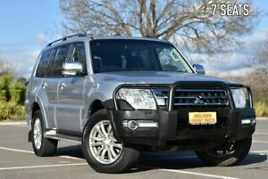 2014 Mitsubishi Pajero NX MY15 GLS Silver 5 Speed Sports Automatic Wagon Enfield Port Adelaide Area Preview