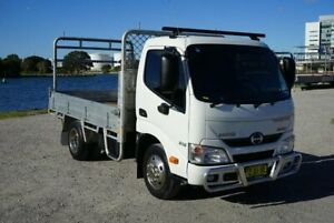 2014 Hino 300 White Arncliffe Rockdale Area Preview