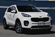 2016 Kia Sportage QL MY16 Platinum AWD White 6 Speed Sports Automatic Wagon Tweed Heads Tweed Heads Area Preview