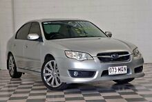 2006 Subaru Liberty MY07 3.0R SPEC B Silver 5 Speed Automatic Sedan Burleigh Heads Gold Coast South Preview