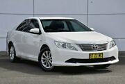 2012 Toyota Aurion GSV50R AT-X White 6 Speed Sports Automatic Sedan Tweed Heads South Tweed Heads Area Preview