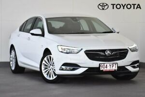 2018 Holden Calais ZB (No Badge) White Sports Automatic Indooroopilly Brisbane South West Preview