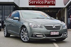 2013 Holden Calais VF MY14 V Prussian Steel 6 Speed Sports Automatic Sedan Beaudesert Ipswich South Preview