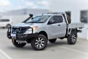 2015 Mazda BT-50 UR0YF1 XT Freestyle Silver 6 Speed Manual Cab Chassis Pakenham Cardinia Area Preview