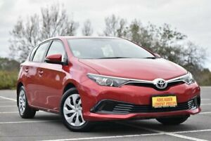 2015 Toyota Corolla ZRE182R Ascent S-CVT Maroon 7 Speed Constant Variable Hatchback