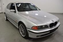 1999 BMW 535i E39 SEDAN 4DR STEPTRONIC 5SP 3.5I Silver 5 Speed Auto Steptronic Sedan Moorabbin Kingston Area Preview
