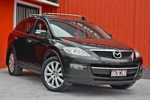 2008 Mazda CX-9 TB10A1 Luxury Black 6 Speed Sports Automatic Wagon Molendinar Gold Coast City Preview