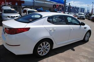 2014 Kia Optima TF MY15 SI Snow White Pearl 6 Speed Sports Automatic Sedan Townsville Townsville City Preview
