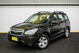 2013 Subaru Forester S4 MY13 2.5i Lineartronic AWD Black 6 Speed Constant Variable Wagon Canning Vale Canning Area Preview