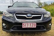 2012 Subaru XV G4X MY12 2.0i-L Lineartronic AWD Black 6 Speed Constant Variable Wagon Mackay Mackay City Preview