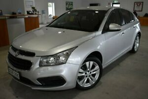 2015 Holden Cruze JH Series II MY15 Equipe Silver 6 Speed Sports Automatic Hatchback Port Macquarie Port Macquarie City Preview