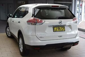 2014 Nissan X-Trail T31 Series 5 ST (4x4) White 6 Speed CVT Auto Sequential Wagon Belconnen Belconnen Area Preview