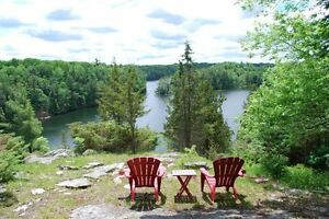 Waterfront Home on Mink Lake/14 Island Lake!