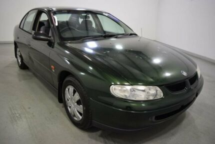 1999 Holden Commodore VT Executive Green 4 Speed Automatic Sedan Moorabbin Kingston Area Preview