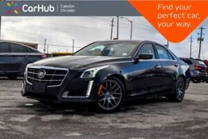 2014 Cadillac CTS Sedan Vsport RWD|Navi|Pano Sunroof|Backup Cam|