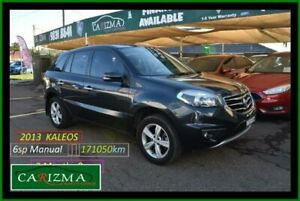 2013 Renault Koleos H45 Phase II Expression (4x2) Grey 6 Speed Manual Wagon
