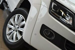 2016 Volkswagen Amarok 2H MY16 TDI420 Highline (4x4) Candy White 8 Speed Automatic Dual Cab Utility Belconnen Belconnen Area Preview