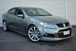 2014 Holden Special Vehicles ClubSport Gen-F MY15 R8 Grey 6 Speed Sports Automatic Sedan