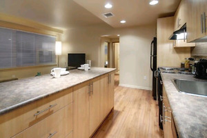 We have nice full size 2 bedrooms apartment for sublet. Our rent